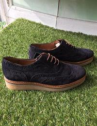 Alpe Navy Brogues