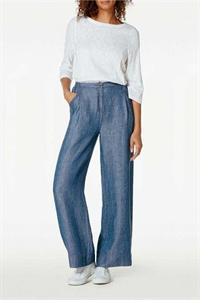 Sahara Wide Linen Trousers