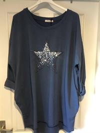 Sequin Star Tunic